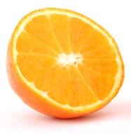 Partes del fruto - Naranja