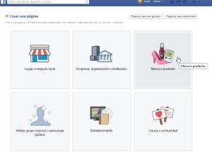 Cómo crear tu propia página de Facebook