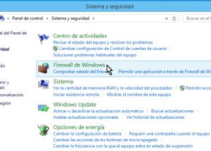 Cómo desactivar el Firewall de Windows