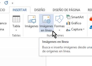 Cómo insertar imágenes en Microsoft Word