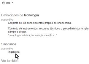 Cómo usar el traductor de Google de diccionario