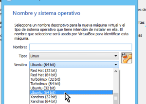 Cómo habilitar máquinas virtuales de 64-bit para VirtualBox en Windows 8
