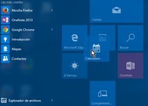 Cómo personalizar los iconos del menú de Inicio en Windows 10