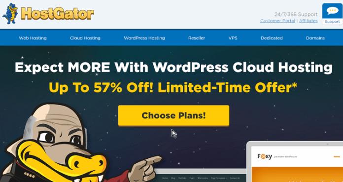 Análisis de los planes de hosting o alojamiento para WordPress de HostGator