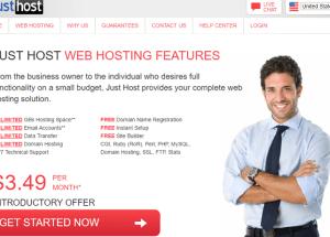 Análisis de los planes de hosting de JustHost