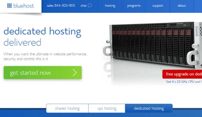 Análisis de los planes de servidores dedicados de BlueHost