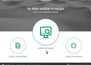 Cómo descargar e instalar Kaspersky Security Scan gratis