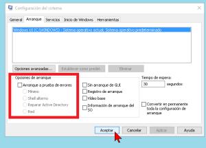 Cómo hacer que Windows 10 deje de iniciar siempre en modo seguro