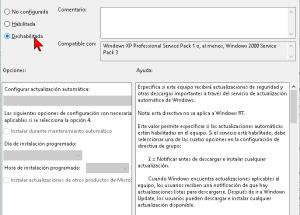 Cómo deshabilitar las actualizaciones de Windows Update en Windows 10