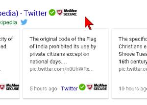 Cómo usar McAfee Site Advisor para saber si un sitio web es seguro