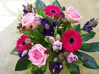 Buscando flores para regalar en Flora 2000
