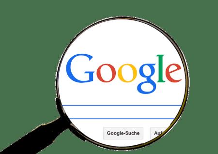 google eliminazione dati personali guida