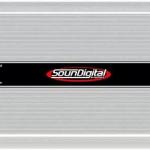 SD8000-1D Soundigital dicas de conserto.