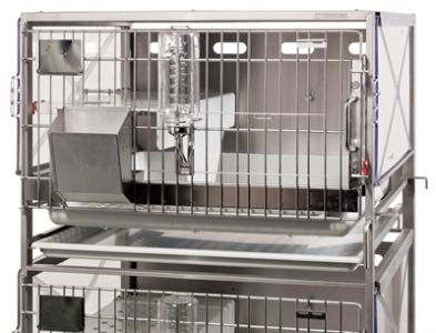 R Suite Rack For Rabbits Laboratory Animal Equipment