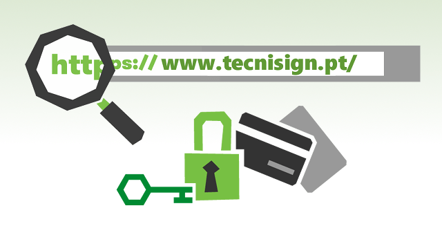 Portal da Tecnisign adquire certificado SSL