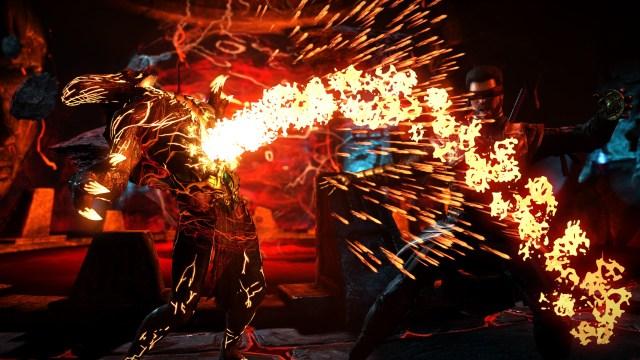 Aún juegos llenos de bugs como Mortal Kombat X corren bien en Windows 10