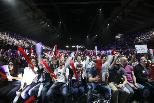 Campeonato Mundial de League of Legends 2015 (1)