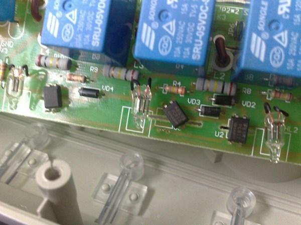 No más circuitos rotos (imagen)