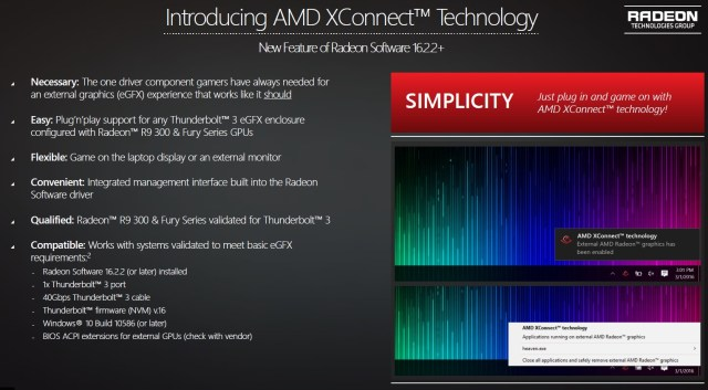 AMD-XConnect