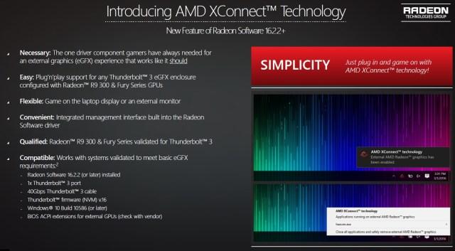 AMD-XConnect