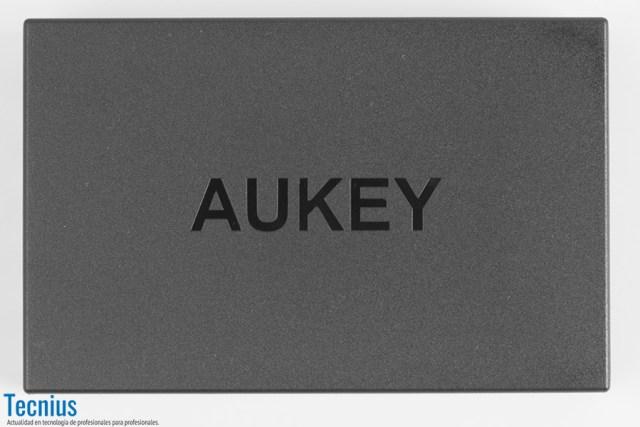 Aukey PA-T1 primera mirada