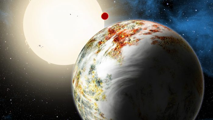 Pianeti Simili Alla Terra Scoperto Un Nuovo Mondo Abitabile