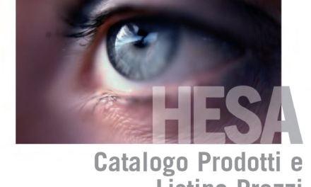 Nuovo Catalogo HESA 2018