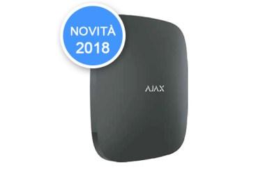 Ajax Hub. Il cervello del sistema di sicurezza