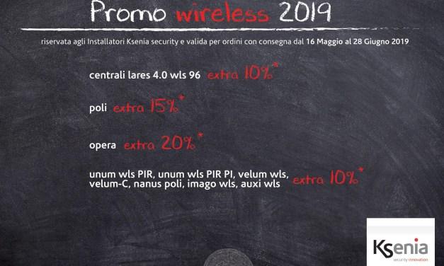 Promo KSENIA wireless 2019