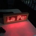Letero LED