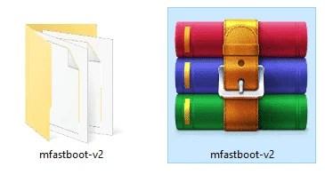 Mfastboot files