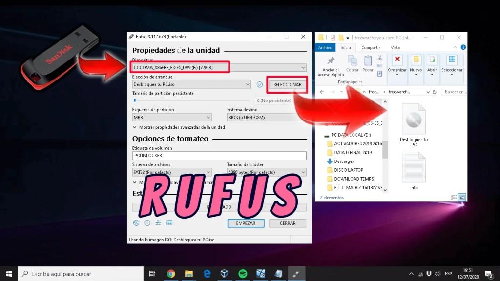 Eliminar contraseña de Windows 10