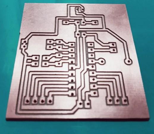 PCB LCD DISPLAY