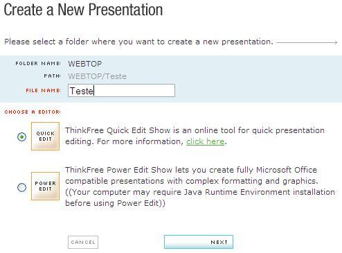PowerPoint online grátis: como criar ou abrir arquivos