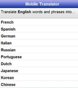 mobile translate