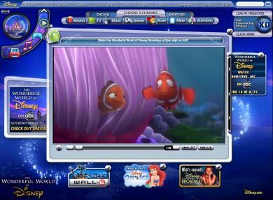 Filmes da Disney online e grátis?