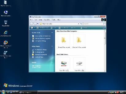 Deixe seu XP com cara de Windows 7
