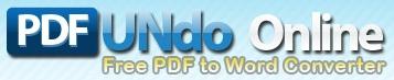 Converta PDF para Word online