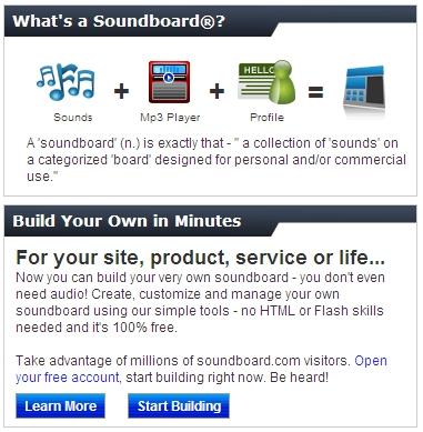 Mais de 150 mil sons para download