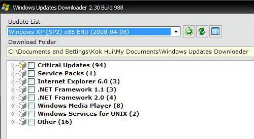 Instale todas as atualizações críticas do Windows