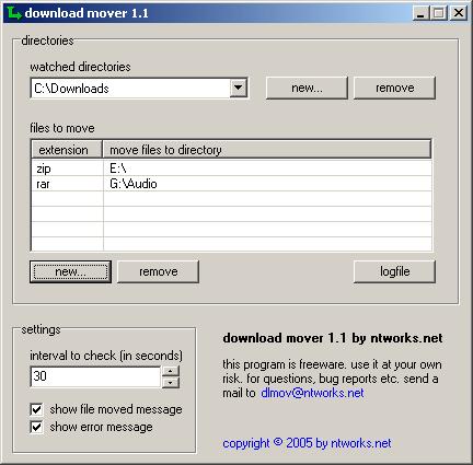 Organize seus downloads automaticamente