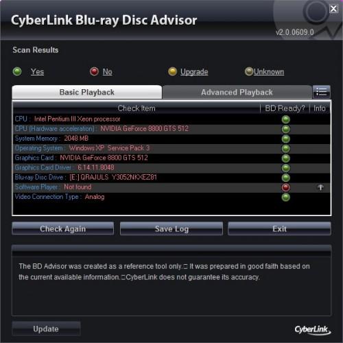 Teste se o seu drive abre DVD Blu-Ray