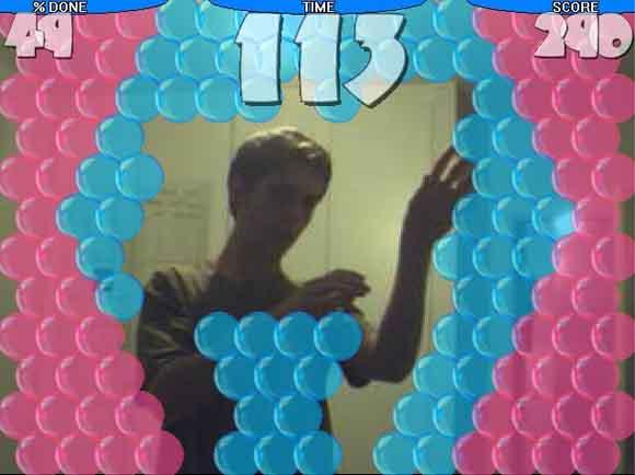 Jogue com sua webcam
