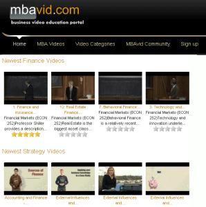 vídeos-mba