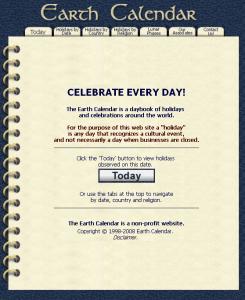 earthcalendar