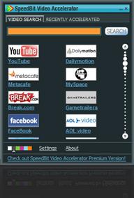Vídeos online mais rápidos?