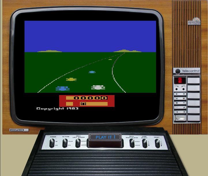 Jogos de Atari: jogue grátis online