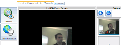 Transmita sua webcam via Internet