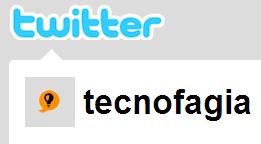 Siga @tecnofagia no Twitter