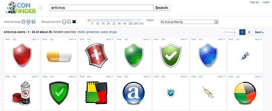 Os 5 melhores sites para donwload de ícones